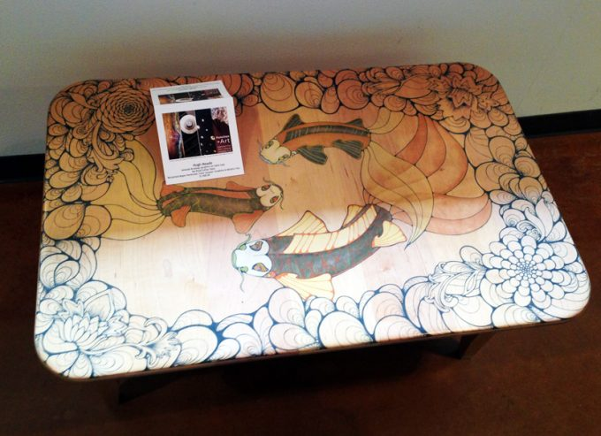 Hugh Meade Bench
